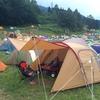 キャンプやフェスに!初心者のテント選びでアメニティドームをおすすめする理由