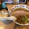 『にぼshin. 盛岡店』⑪「にぼちゅう(醤油)+ちゃまよ丼」岩手県盛岡市