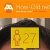 今日の顔年齢測定 66日目