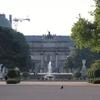 ルーブル界隈 チュイルリー宮殿と庭園
