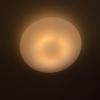 玄関照明のセンサーが壊れたので、アイリスオーヤマのLED照明に買い替えました