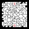 四角渡り迷路:問題20