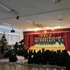 明日はクリスマス音楽会♪