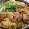 【吉野家優待】地域限定、鶏味噌鍋膳はまさに名古屋の味噌煮込みうどん