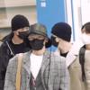 【SuperM】メンバーたちが 仁川空港へと帰国♡【200301/空港ファッション】