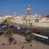 中年男性がモロッコのカサブランカで意識高い旅してるよ