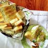 簡単朝食じかん・野菜サラダ【小さな幸せのひととき】#12