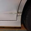 ステップワゴンスパーダ(スライドドア・リヤアウトサイドパネル)キズ・亀裂の修理料金比較と写真 初年度H22年、型式RK5