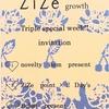 ZiZe-growth岡崎店 ❇✨Triple Special Present G・W❗❗✨❇   4/28(金)~5/7(日)