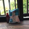 新潟自慢味わいポテト塩味を食べる