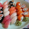 モスクワで食べるお寿司
