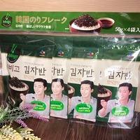 コストコで定番の韓国のりフレーク、じゃない方の韓国のりフレークって美味しいの?!