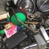 X4 typeLD耐暑訓練ツーリング 神戸8時間耐久2017/オートバイ 〜酷暑に耐え、にんにくでパワー増強〜