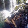 GoPro(ゴープロ)は滝で自撮りをするのに最適だぞっ!#goprowaterfall