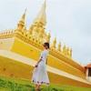 【ビエンチャン】金の仏塔タートルアン