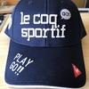 ルコックの帽子が届いた(*^▽^*) ヒマラヤは店舗受け取り可能