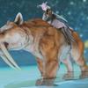 【FF14】ガンブレマウントの虎、牙が大きすぎでは・・・?