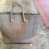Y&O「PAINTER'S LEATHER TOTE」