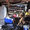 汚部屋、ゴミ屋敷にみられる2大ケース