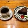 🚩外食日記(328)    宮崎ランチ   「ペニーレイン」★11より、【チキンライスのオムランチ】【ガトーショコラ(単品)】‼️