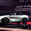 ● 脳波を測定する完全自動運転EV、日産 IMx KURO を発表…ジュネーブモーターショー