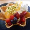姫路市嵐山町の「くら寿司 姫路城店」で「ミックスベリーパフェ」を食べた感想