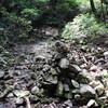 赤子谷左俣のハイキング(その3)赤子谷上流