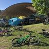 MTB - 王滝到着/自然湖サイクリング