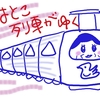 京阪電車のプレミアムカーに乗ってきたよ。