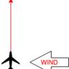 航法① 真横からの風とは?