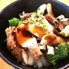 なんちゃって日本食? ナッシュビルのHanabiでかつ丼を食べてみました。
