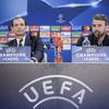 【前日会見】 2017/18 UEFA CL 第6節 オリンピアコス対ユベントス