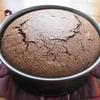 シンプルで美味しい、おもてなしのチョコレートケーキ!!!