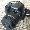 Canon eos kiss x9を買った