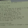 Nguyên lý ngôn ngữ lập trình 14回目