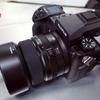 本日発売!中判ミラーレスデジタルカメラ FUJIFILM GFX50s  GF120mmF4とGF32-64mmF4持ってドローンに乗って三島へ!