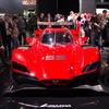 マツダが鼓動デザイン採用のレースカーを発表