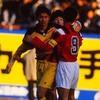 川口能活が僕のヒーローだった。サッカー日本代表コロンビアに勝利!!スタジオに川口能活がいたことにも興奮!!