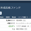 マネックス・日本成長株ファンドの紹介