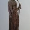 安来市・清水寺の十一面観音立像(「島根の仏像」展より)