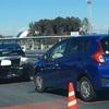 追突事故に遭遇、東北道浦和インター入り口😕🚙🚗PPAP、佐野へ。