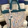 Zupagetti で、バッグを編んでみませんか?