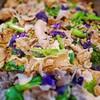 ・豚肉とオータムポエム紫キャベツのマヨ炒め
