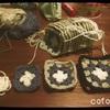 編み物は私の笑顔ツール
