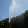 噴き上げの高さは地上約30m!東洋一と言われる河津の大噴湯