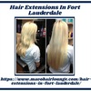 Hair Extensions Ft Lauderdale Have Lot To Offer So You Must Check The Out