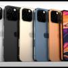 iPhone13 Proの新色・デザイン・カメラについて新情報:マットブラックや新たな指紋防止コーティングなど
