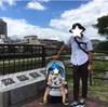 未来の鉄男と行く京都旅行