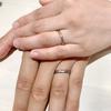 ふたりで刻む愛のしるし(高松 結婚指輪 刻印 ワークショップ)