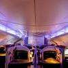 エミレーツ航空 A380-800 ファーストクラス EK91 ドバイ→ミラノ 搭乗記 2018年